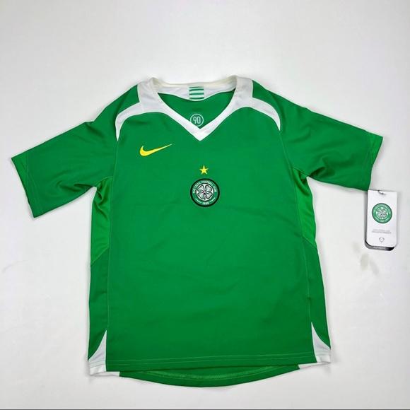 online retailer b7a72 6d207 Nike Celtic football club soccer jersey NWT